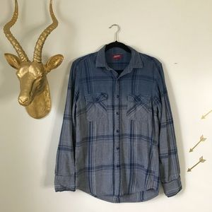 Arizona Jean Co. Button down flannel